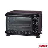 【聲寶SAMPO】18公升電烤箱 KZ-PU18