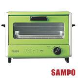 【聲寶SAMPO】6公升雙層電烤箱KZ-PH06