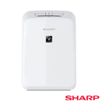 【夏普SHARP】 自動除菌離子空氣清淨機 FU-D30T-W
