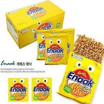 【Enaak】小雞點心麵4盒組(30g*24包入*4盒)