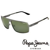 Pepe Jeans 英倫時尚簡約個性風格太陽眼鏡 (黑) PJ5060-C2
