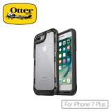 OtterBox iPhone 7 Plus探索者系列保護殼-清透黑55671