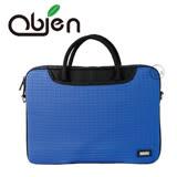 Obien 歐品漾 都會型 輕便兩用 筆電包(13吋)(藍色)