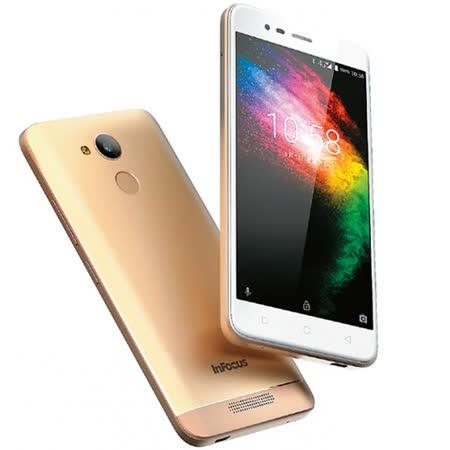 InFocus M5s 3G/32G 四核5.2吋雙卡智慧手機 -贈手機固定指環扣