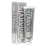 MARVIS 亮白薄荷牙膏(銀色)75ml
