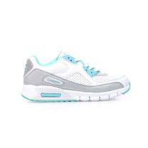 (女) DIADORA 運動鞋-路跑 慢跑 白湖水綠