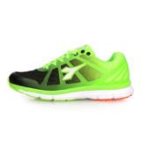 (男) DIADORA 慢跑鞋-路跑 寬楦 螢光綠黑