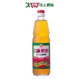 工研無糖蘋果醋600ML