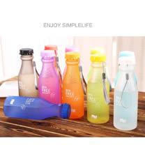 韓國熱賣摔不破汽水造型隨身杯(磨砂款)