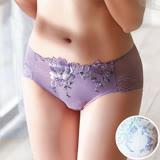 【蕾黛絲】御見花系列 木槿靠過來平口內褲 M-EL(純淨白)