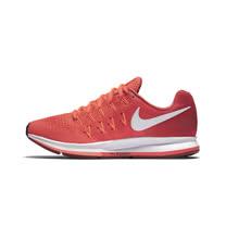 NIKE 女 WMNS NIKE AIR ZOOM PEGASUS 33 慢跑鞋 紅 - 831356601