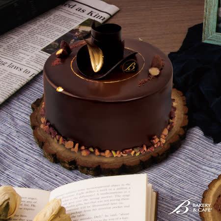 【巴特里】父親節蛋糕-巧克爵士(6吋)