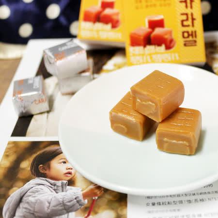 【LOTTE】焦糖牛奶糖
