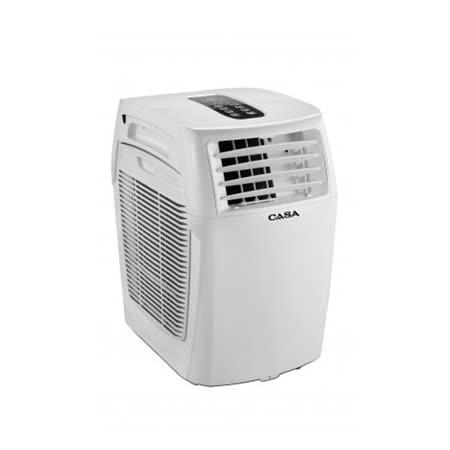 CASA 全發科移動式冷氣 4-6坪白武士