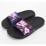 NIKE 女 WMNS BENASSI JDI PRINT 拖鞋- 618919009