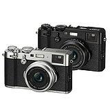 FUJIFILM X100F 大感光復古型類單眼相機(公司貨).-送SD64G記憶卡+原廠電池(NPW126)