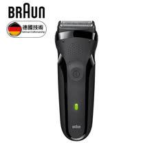 德國 BRAUN 百靈 三鋒系列電鬍刀 300s-B 黑色