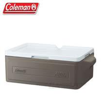 【美國 Coleman】 23.5L置物型冰桶.行動冰箱.行動冰筒.冰桶. /CM-1328 灰