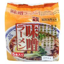 (中元箱購30包免運優惠組)日本創意一品 味噌拉麵89g