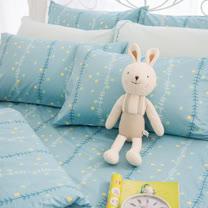OLIVIA 《 Florence 》 特大雙人床包枕套三件組