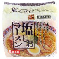 (中元箱購30包免運優惠組)日本創意一品 鹽味拉麵89g