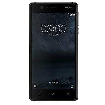 NOKIA 3 四核5吋LTE智慧型手機 - 爵士黑