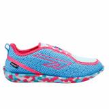 【英國HI-TEC】超輕懶人鞋絲瓜鞋二代(水藍迷彩)_O006467031