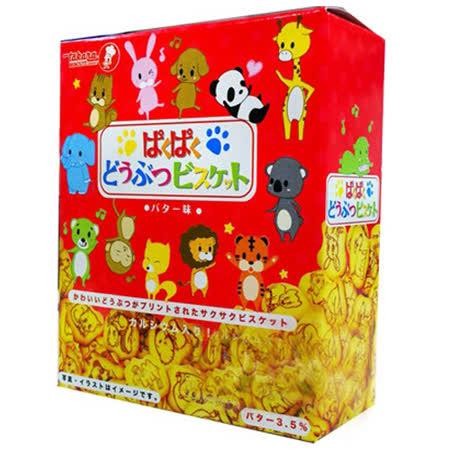 日本寶製果 可愛動物餅乾50g