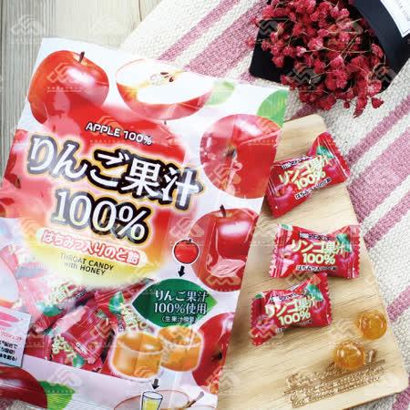 日本大倉 蘋果蜂蜜喉糖80g