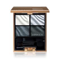【即期良品】KANEBO佳麗寶 LUNASOL晶巧光燦眼盒-絲絨#04海軍黑絲絨 4g