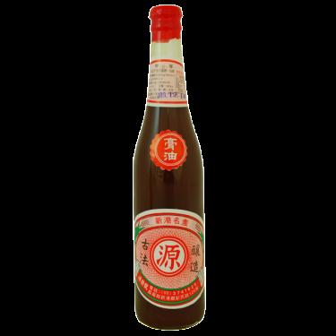 【源發號手工醬油】醬油膏12瓶(每瓶500ml)(免運)