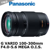Panasonic 100-300mm F4-5.6 MEGA O.I.S 鏡頭*(平行輸入)