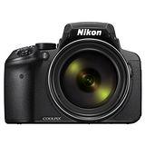 Nikon COOLPIX P900 *(中文平輸)-送SD64G-C10記憶卡+專屬鋰電池+單眼相機包+中型腳架+專屬拭鏡筆+相機清潔組+高透光保護貼