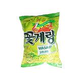 韓國BINGGRAE螃蟹仔脆片-芥末口味70g