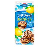 J-LOTTE檸檬可可小蛋糕 84g