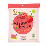 WEL.B草莓乾22g