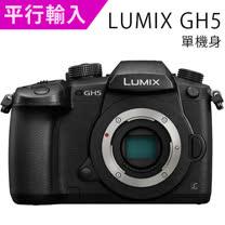 Panasonic LUMIX GH5 單機身*(平輸)-送64G記憶卡+強力大吹球+細毛刷+拭鏡布+清潔液組+保護貼