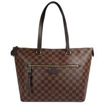 Louis Vuitton LV N41013 Iéna MM 經典棋盤格紋肩背包 現貨