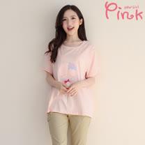 Pink* 米米甜蜜棒棒糖T F4313AT