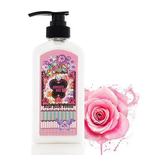 Romantic Rose-玫瑰精華身體乳液(450ml/瓶)