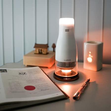 【韓國 Lumir】蠟燭節能LED氣氛燈 –Mood 暖黃燈