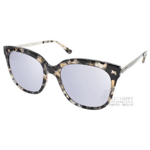 NINE ACCORD水銀太陽眼鏡 韓系流行款(琥珀銀) #BETTA-MS C05