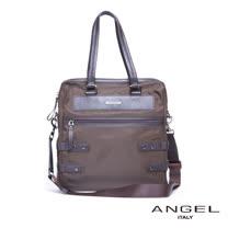 ANGEL 肩背/手提/側背三用休閒包 0266-A8802