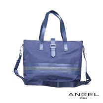 ANGEL 肩背/手提/側背三用休閒包 0266-A9006