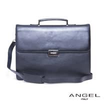 ANGEL全皮公事包 0266-93801