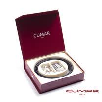 CUMAR 雙頭皮帶禮盒組 0596-113-01-16