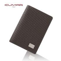 CUMAR義式普普風牛皮壓紋(名片夾)0496-D6102