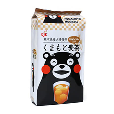 日本小谷 熊本熊麥茶176g