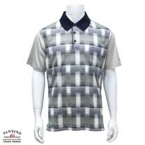 【FANTINO】男裝 80支雙絲光棉POLO衫 131306
