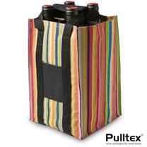 [Pulltex] 混色時尚酒提袋